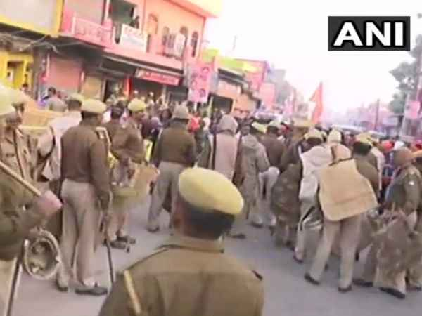 IB informed about terror attack in Ayodhya Dharm Sabha