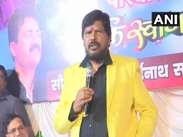 i will support that party who will have waves, says Ramdas Athawale