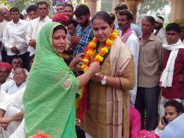 Congress suspends Spardha Chaudhary for raising doubts on ticket distribution rajasthan