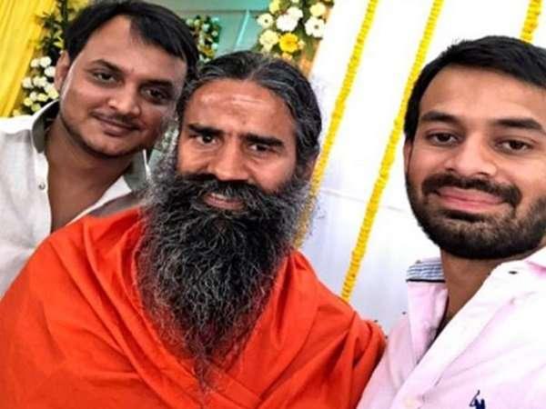 नीतीश कुमार को बार-बार फोन कर रहे हैं तेज प्रताप, खुद किया बड़ा खुलासा | tej  pratap yadav attacks bihar cm nitish kumar - Hindi Oneindia