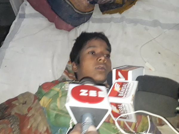 Painful Story of Ratlam tribal area child