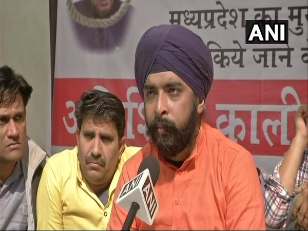 until Sikhs murderer Kamal Nath is removed from this post, our fight will continue says tajinder pal bagga
