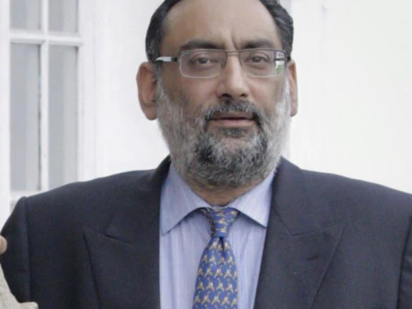 Former Jammu And Kashmir Finance Minister Haseeb Drabu quits Peoples Democratic Party