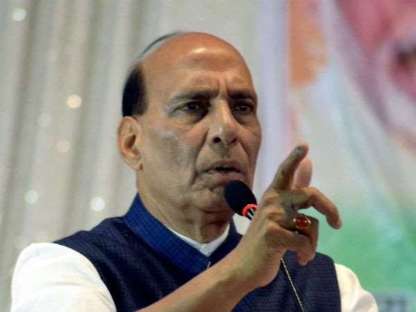 rajnath singh shows concern over mass conversions, says hindu be hindu, muslim be muslim