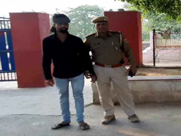 child Murder accused arrested in dholpur