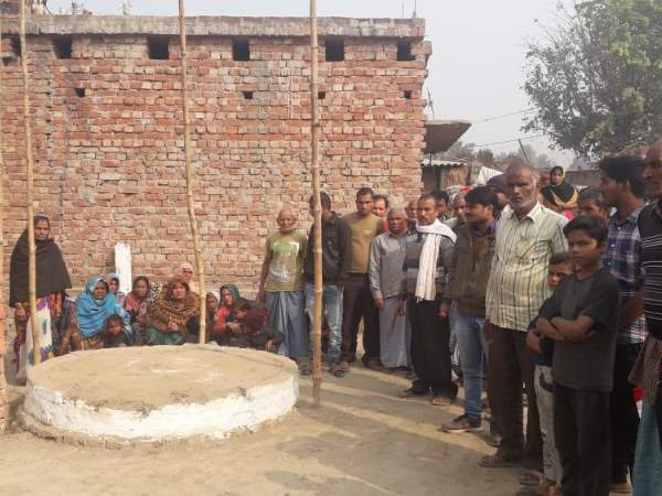 Two communities clashed in Bahraich three injured