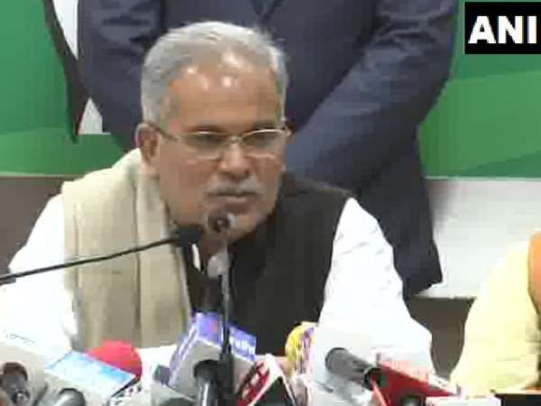 an order by HC or SC that mandates it, then state govt is bound to allow CBI, says Chhattisgarh CM Baghel