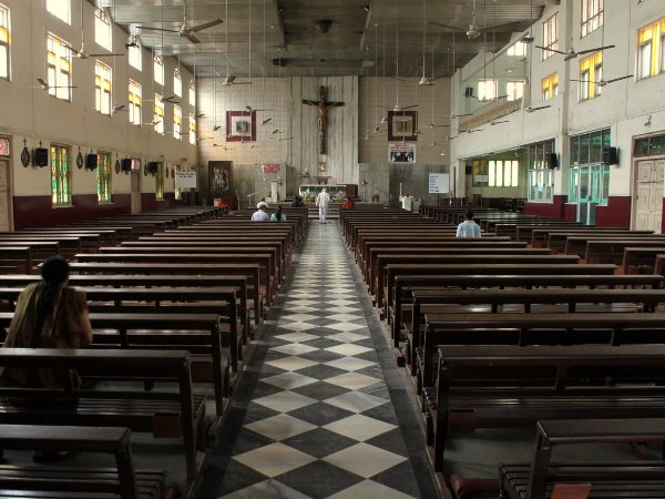 70 years old catholic priest accused in physical attack in kerala