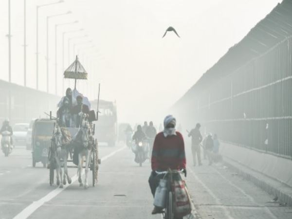 cold wave and fog in delhi, people in capital may soon get relief