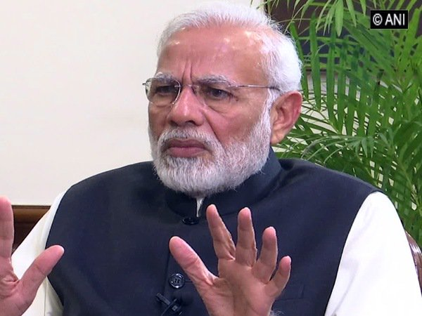 Congress, first family, out on bail for financial irregularities: PM Modi