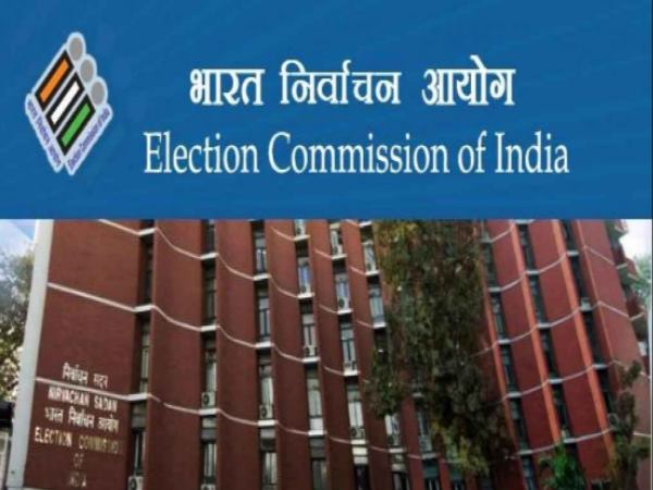 bjp and congress reached election commission on candidate footing bill for ads on criminal record