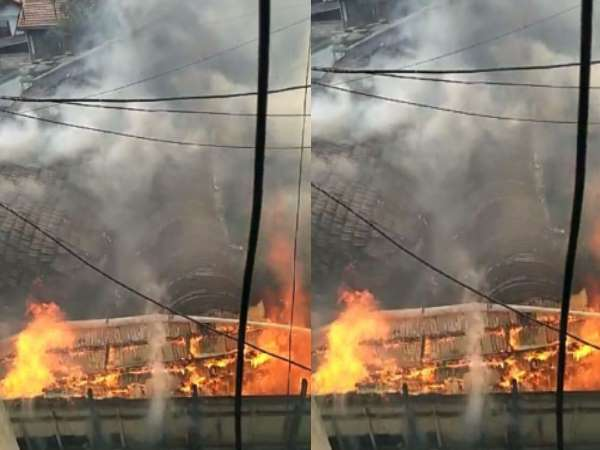 fire breaks in Pune theater, Situation is under control
