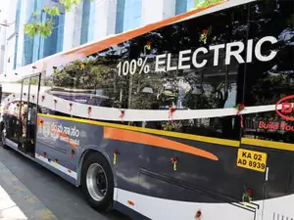 Ahmedabad to run e-bus with battery swap tech and 'Circuit-F'
