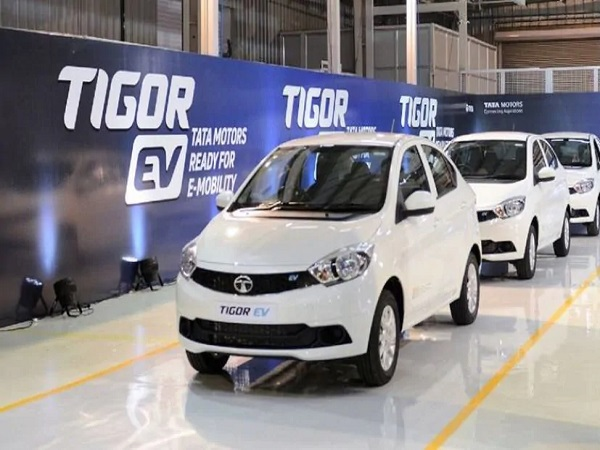 After NANO car, tata motors produce New electric vehicles as Tiago and Tigor in sanand plant