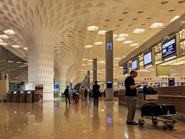 Mumbai Airport Terminal 2 on Saturday received a threat call, evacuated some areas