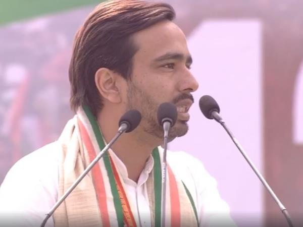 rld jayant chaudhary speech in opposition united india rally kolkata west bengal