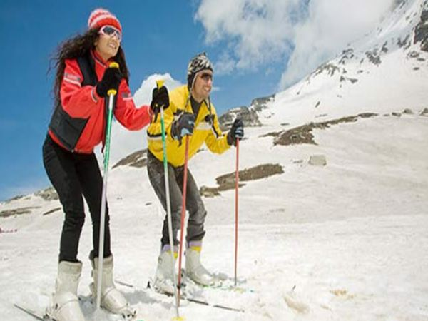 Tourists and local people will have to pay tax on the skiing slopes in Auli