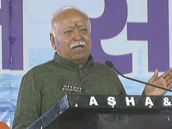 RSS chief Mohan Bhagwat: Today is true teravi shradh for Pulwamas martyrs