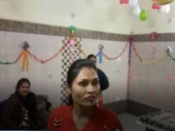 Neemuch nurses busy in New year party patients life at risk