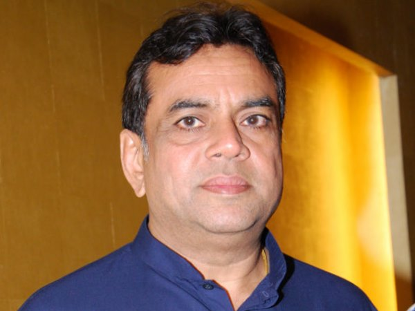 Paresh Rawal attacks on congress led upa goverment to rejects the idea of surgical strike