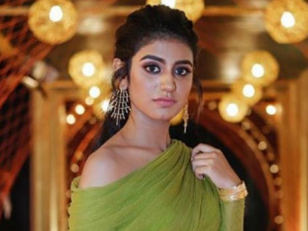 Controversy Over Sridevi Bungalow Priya Prakash Varrier And Director Claims it Just A Name