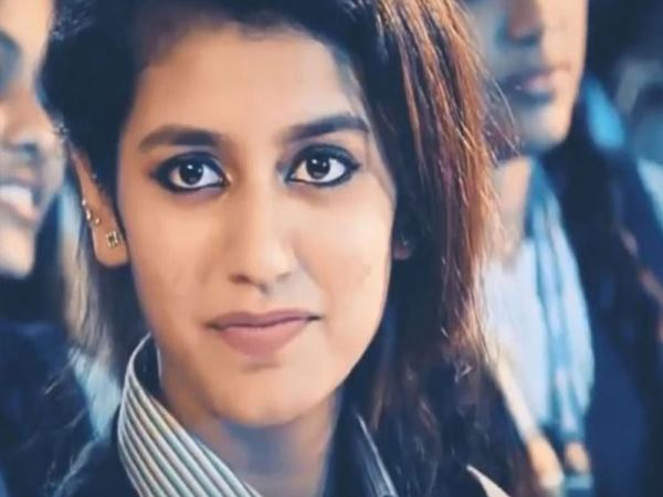 new video of priya prakash varrier is breaking the internet again