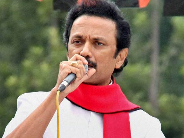 MK Stalin says narendra Modi Is No Vajpayee never joins hand with bjp