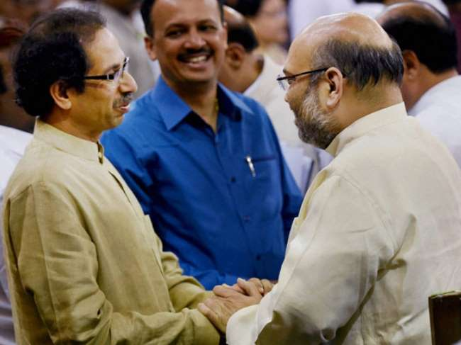 Shiv Sena chief Uddhav Thackeray to meet ministers over call on alliance with BJP, After Amit Shah ultimatum