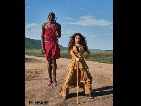 Shouldnt You Know Better?: Sara Ali Khans Photoshoot With Maasai Tribesman Offends Twitter