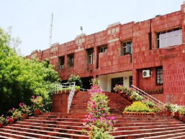 JNU administration written letters to Vice President and Lok Sabha Speaker over protest by mps
