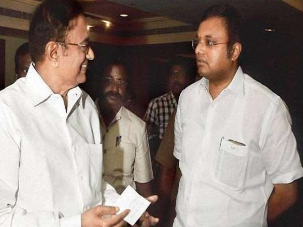 Aircel-Maxis case: delhi court extended interim protection to P Chidambaram and Karti
