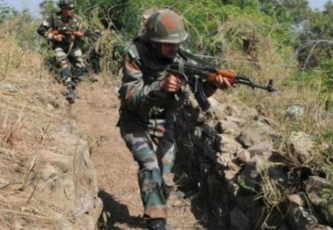 HM militant Rather killed in Pulwama encounter
