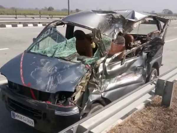 Bridal death in road accident