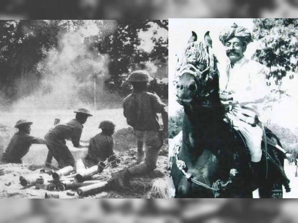 जब युद्ध में हिन्दुस्तान के खूंखार डाकू बलवंत सिंह ने जमाया पाकिस्तान के 100 गांवों पर कब्जा