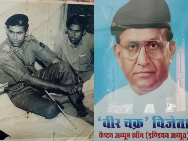 जब युद्ध में इंडिया के कैप्टन अयूब खान का नाम सुनते ही पाकिस्तानी फौज के छूट जाते थे पसीने