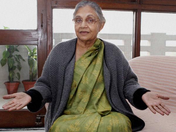 केजरीवाल ने तो एक बार भी बात नहीं की, गठबंधन के लिए हमें कब मनाया: शीला दीक्षित