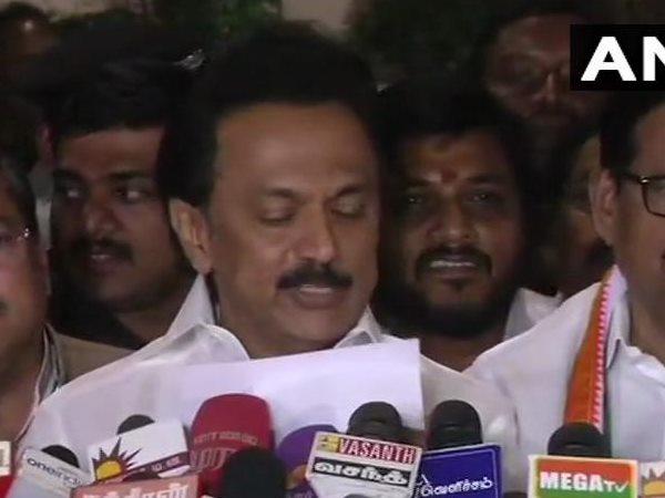 लोकसभा चुनाव: कांग्रेस-डीएमके का तमिलनाडु और पुडुचेरी में गठबंधन का ऐलान
