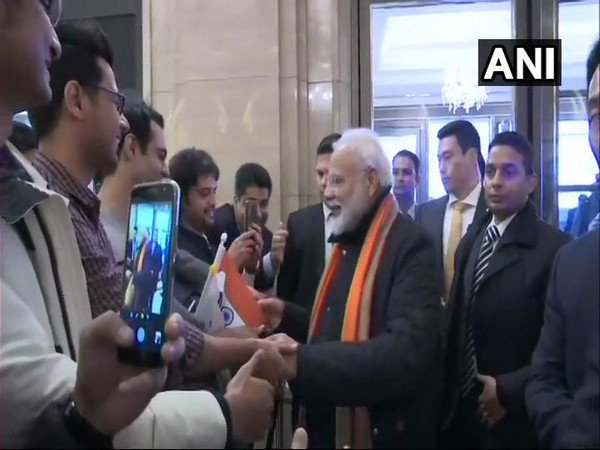 Prime Minister Narendra Modi reached Seoul on a two-day visit
