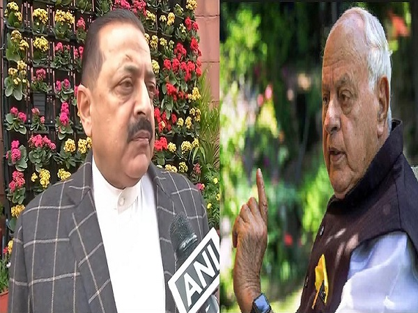 jitendra singh slammed mehbooba mufti for her comment on pakistan, farooq abdulla counters