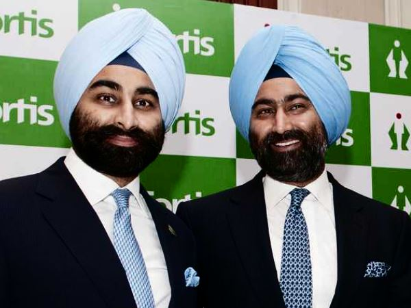 Former billionaire Malvinder Singh filed a criminal complaint accusing his younger brother