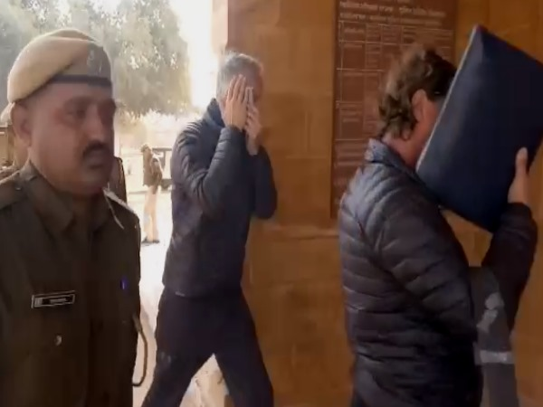 Two German Tourist Arrested in jaisalmer for Using of satellite Phone