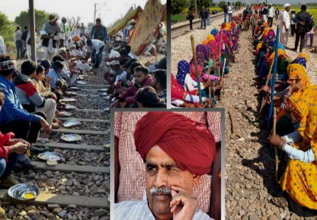 Gurjar Aandolan Closed in Rajasthan after eight days