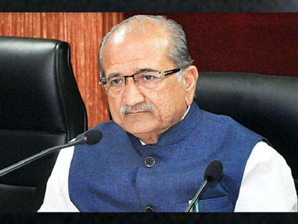 Gujarat Education Minister Bhupendra Singh Chudasama stuck in controversy