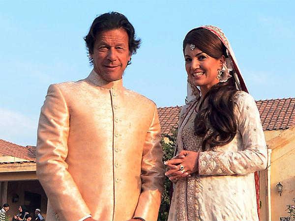 पुलवामा हमला: इमरान खान की पूर्व पत्नी रेहम ने कहा, मिलिट्री की कठपुतली हैं पाकिस्तान के पीएम
