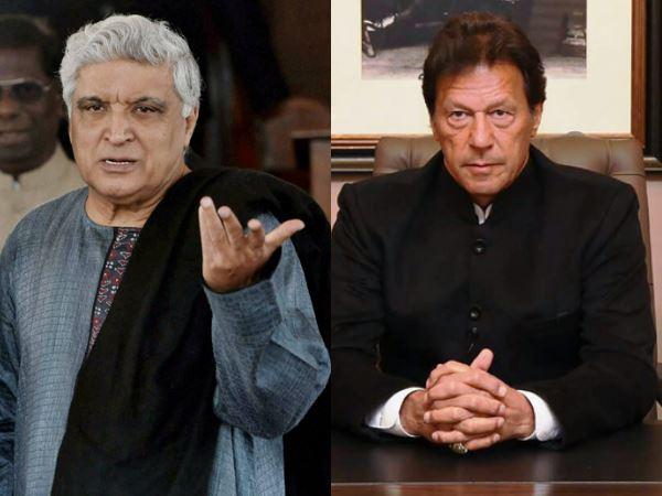 पुलवामा हमला: इमरान खान के बयान पर जावेद अख्तर का तगड़ा वार, कहा- आपने नो बॉल फेंकी है