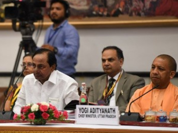 KCR, Yogi Adityanath to meet in Visakhapatnam on Feb 14