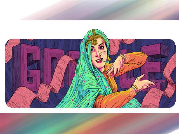 Image result for madhubala DOODLE