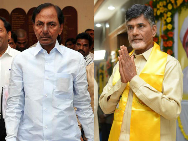 Anger on Naidu