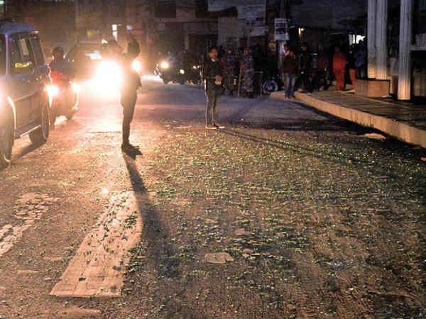 नेपाल: राजधानी काठमांडू में जोरदार ब्लास्ट, एक व्यक्ति की मौत, एक घायल