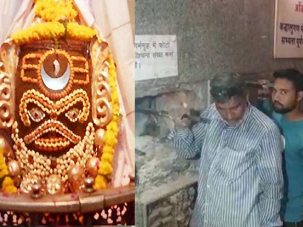 Secret wall found in Omkareshwar Jyotirlinga temple Khandwa MP
